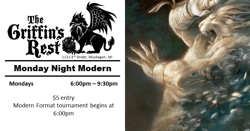 Monday Night Modern