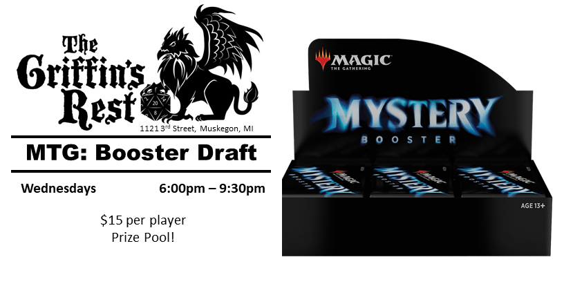 MTG: Booster Draft