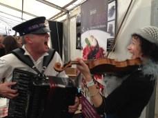 A variety of musicians performed around Cowbridge (Photo attributed to Jordan Harris)