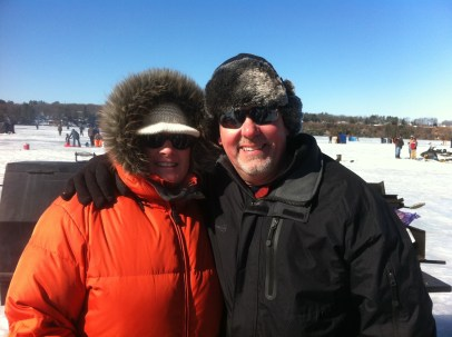Marge & Brad The Builder