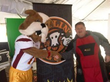 randy n bulldog