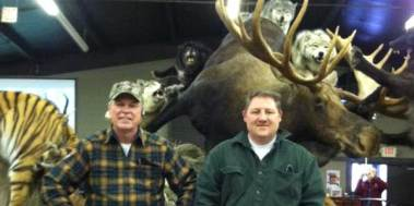Jop, BBQ Bob and The Mooose