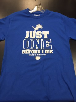 Just One T