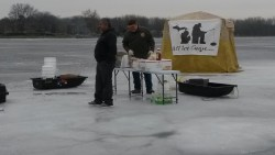 Serving up Dogs on the Ice with the MI Ice Guys