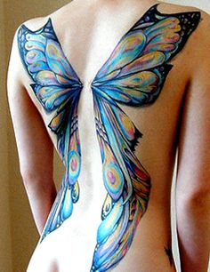 full-back-best-butterfly-model-wing-tattoos