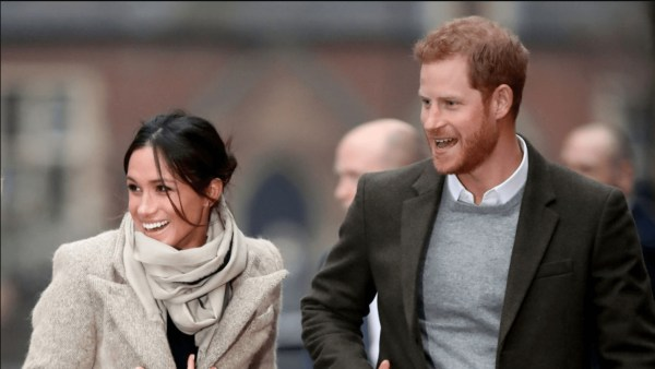 Comedian says house Britain's homeless as royal wedding ...