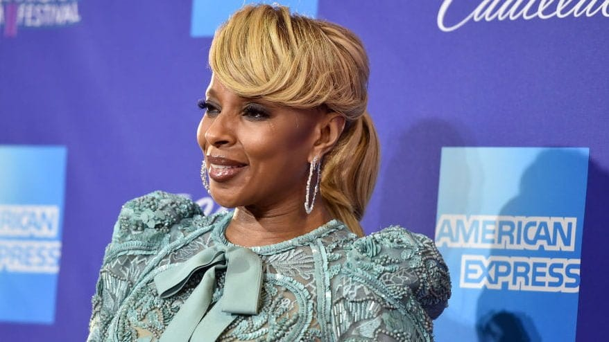 Mary J. Blige to Receive Star on Hollywood Walk of Fame