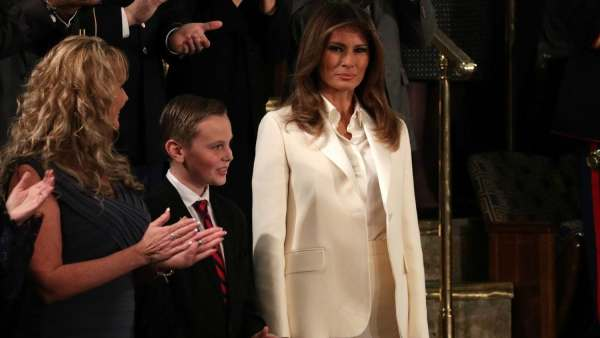 5 times Melania Trump showed she couldn't be bothered with ...