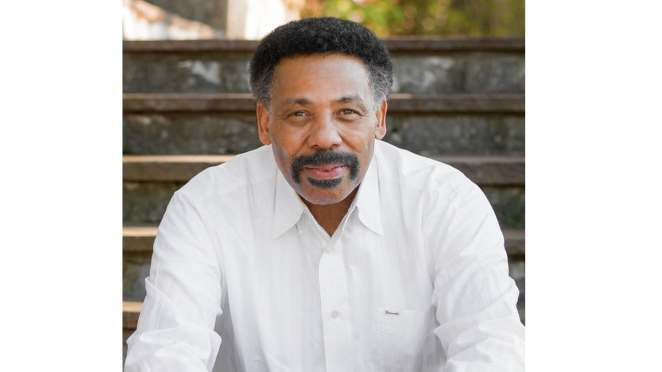 Image result for Dr. Tony Evans Becomes the First Black American to Publish, Not Author, Study Bible