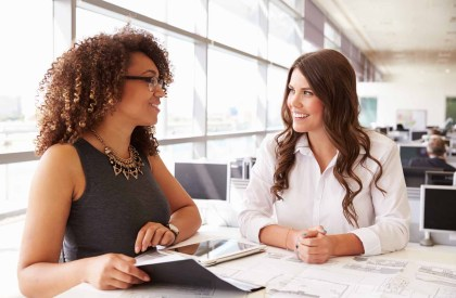 Have a Problem at Work? Go Direct and Talk About It!