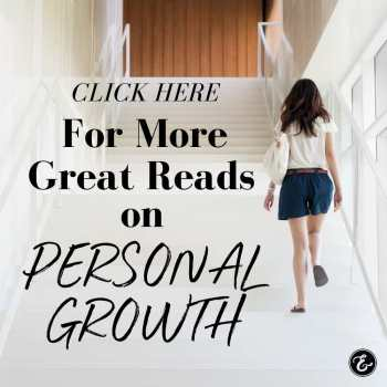 Personal growth tag board