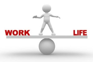 New Years Resolutions for Equestrian Jobseekers - maintain work-life balance