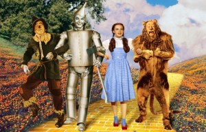 Tips for Grooms Working with Horses at Christmas - Wizard of Oz Movie