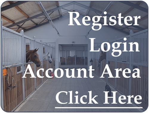 Register Login Account Area