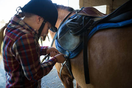Have you got what it takes to become a horse riding instructor - patience