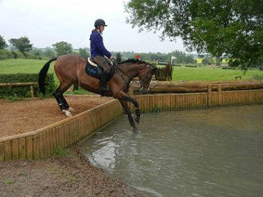 Eventing Grooms and Eventing Groom Jobs - Cross-Country Training