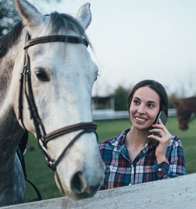 Is the Equine Industry getting tougher - A Grooms perspective - always on the phone