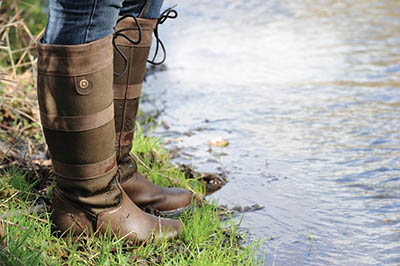 Maintaining Yard Boots - How To Ensure Your Boots Last Longer - Waterproof boots