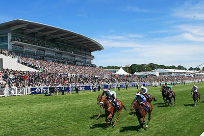The UKs Most Prestigious Horse Racing Events - Epsom Races