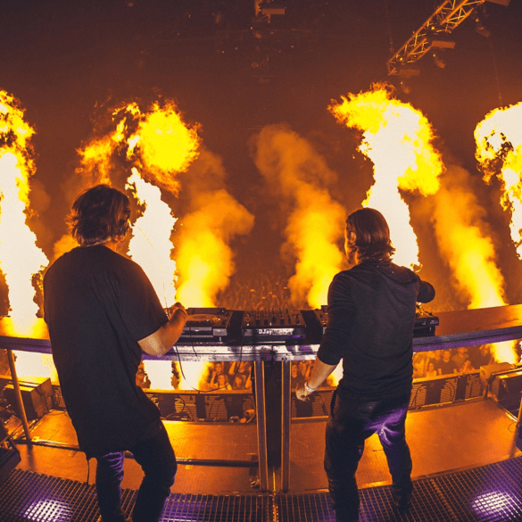 Axwell & Ingrosso at Heineken Music Hall Amsterdam