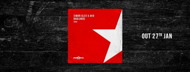 Simon Alex AK9 Badlands Staar traxx