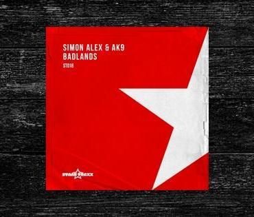 Simon Alex AK9 Badlands Staar traxx