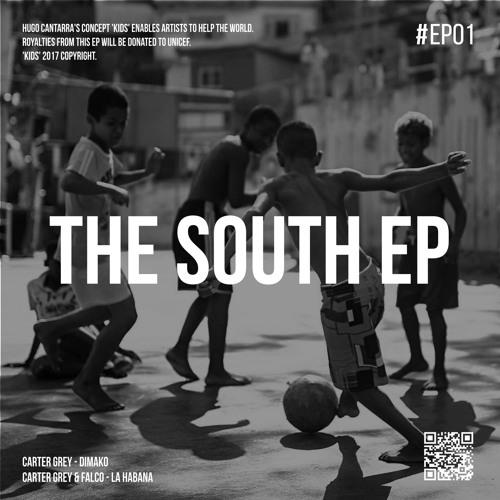 KIDS Records Foundation Carter Grey The South EP