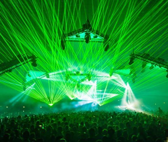 Eric Prydz - Epic 5.0 @ Creamfields Steel Yard