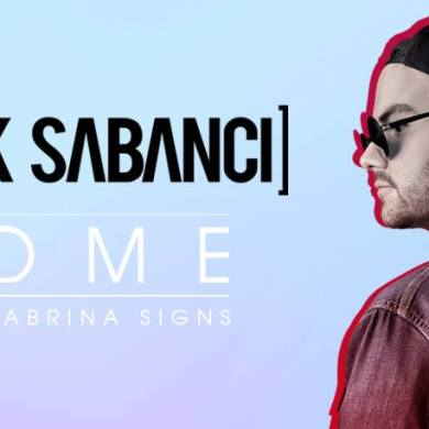 Faruk Sabanci Sabrina Signs Home Sony Music
