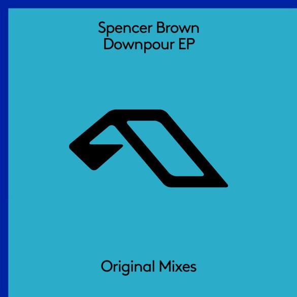 spencer brown downpour ep Anjunabeats