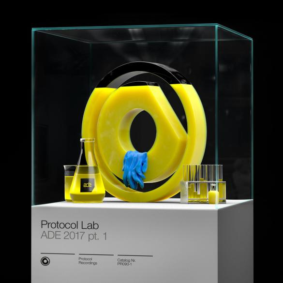 Protocol Recordings Lab Amsterdam Dance Event