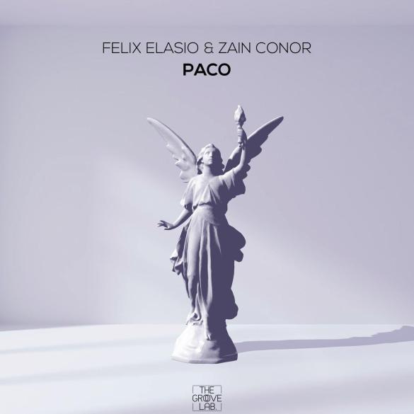 Felix Elasio Zain Connor Paco the groove lab