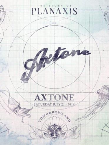 Axtone Stage Tomorrowland 2018
