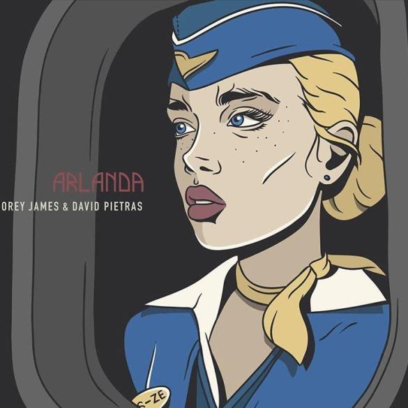Corey James David Pietras Arlanda Size Records