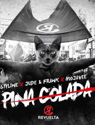 Revuelta Records Jude & Frank Styline Mojavee Pina Colada