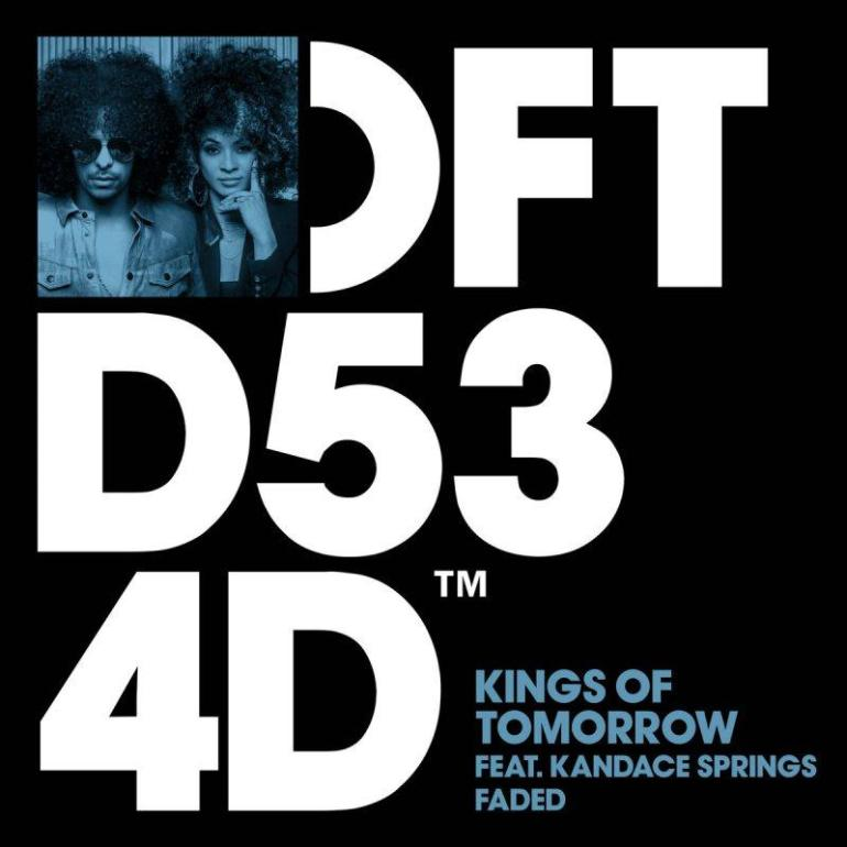 kings of tomorrow kandace springs faded