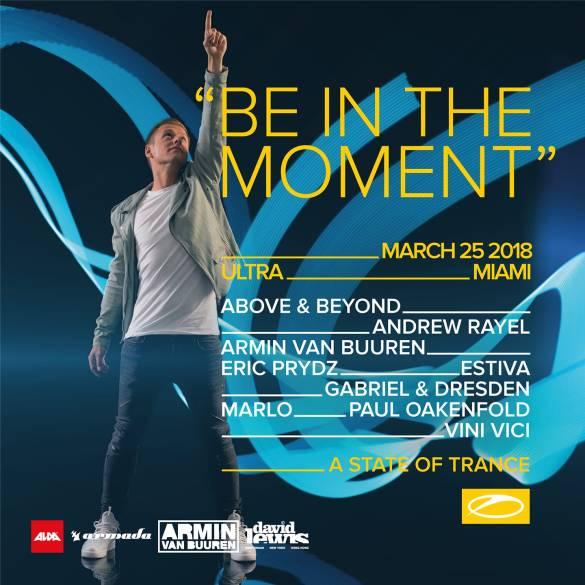 Armin Van Buuren A State of Trance ASOT ultra miami 2018