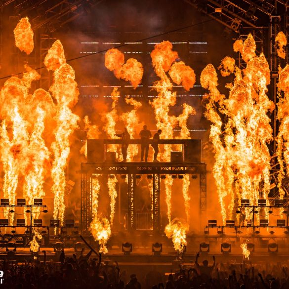Ultra Music Festival Swedish house mafia reunion