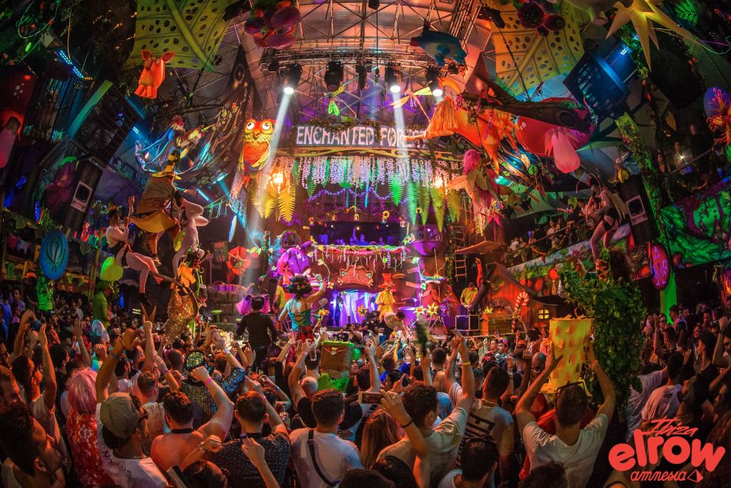 el bowsque encantado elrow miami