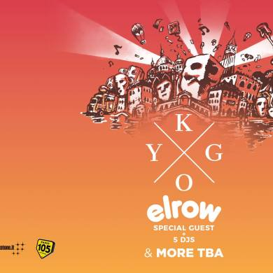 Venice Summer Music ELROW Kygo