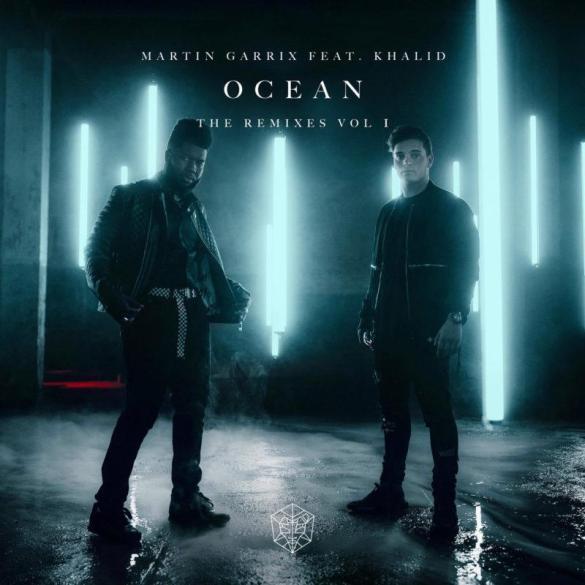 Martin Garrix khalid Ocean Dubvision Remix