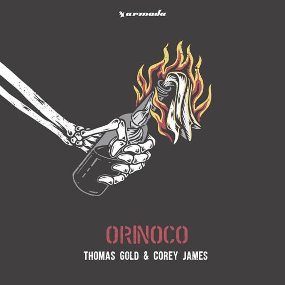 Thomas Gold Corey James Orinoco SIZE Armada
