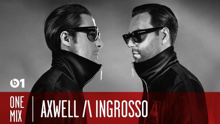 Axwell Ingrosso Apple Beats One mix