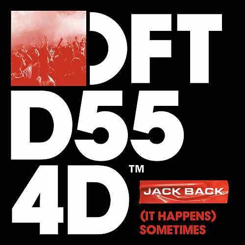 jack back it happens sometimes defected david guetta