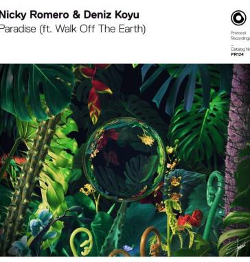 Nicky Romero Deniz Koyu Paradise Walk Off The Earth Protocol