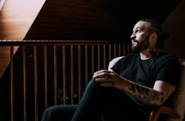 Steve Angello studio new song