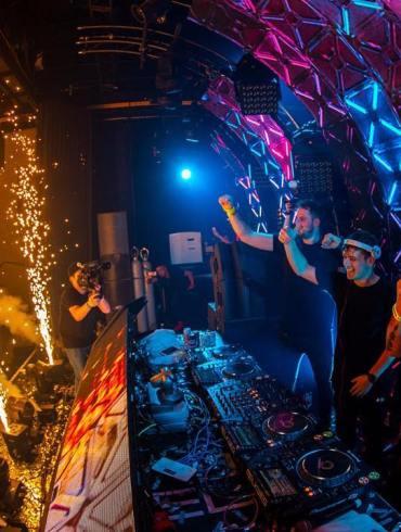 Nicky Romero W&W Martin Garrix Protocol Amsterdam ADE 2018