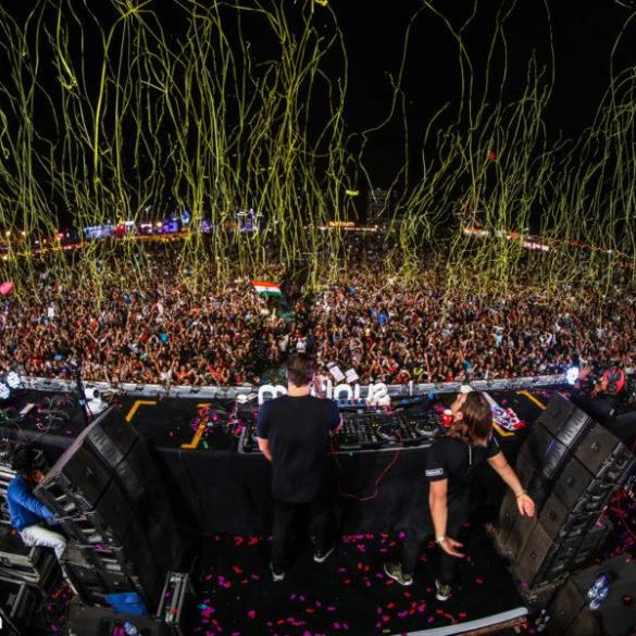 Sunburn Festival Axwell Ingrosso