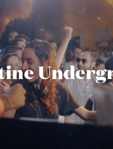 Boiler Room Palestine Underground documentary