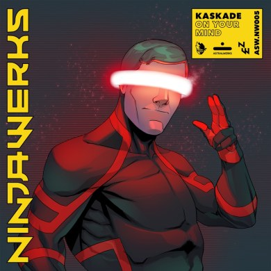Kaskade On Your Mind Ninjawerks